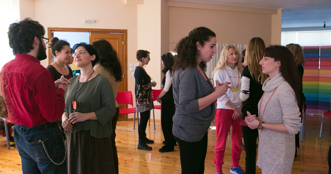 Flow Athens facilitates Creative Classroom Teacher Training at Neue Schule Athen