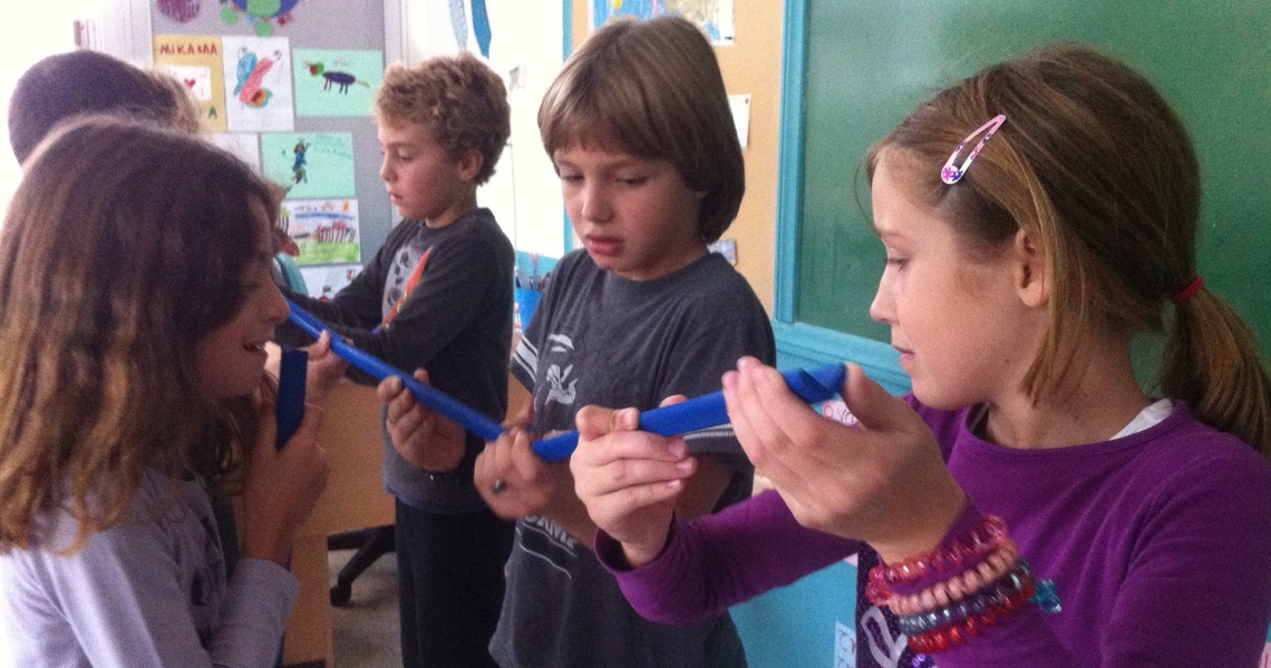 Flow Makers Club for elementary school students