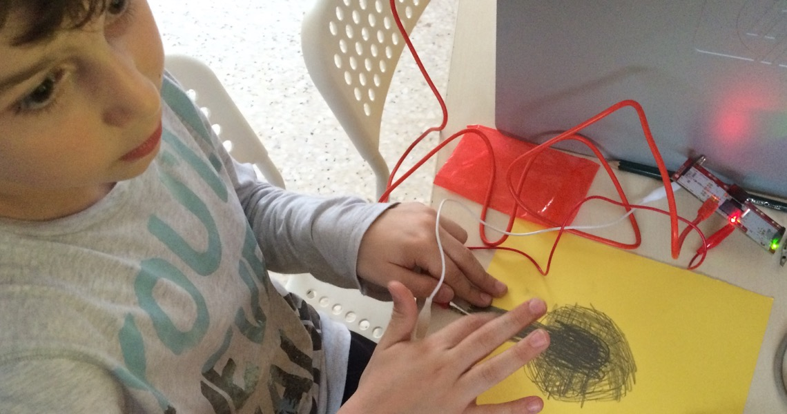 Flow Makers Club for elementary school students by Flow Athens
